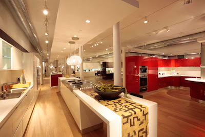 Kitchen And Residential Design Scavolini 39 S New York Showroom Is Open For Business