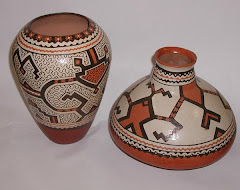Peruvian Vase