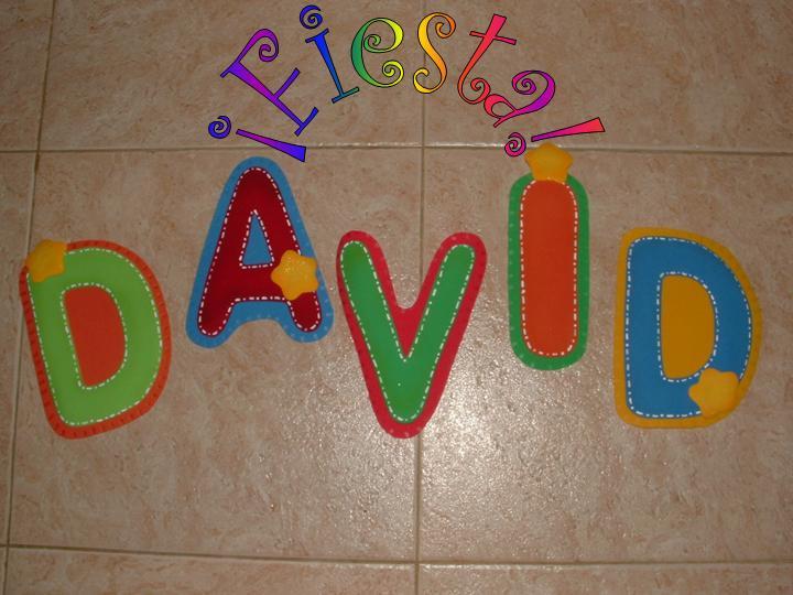 Davicín (David)