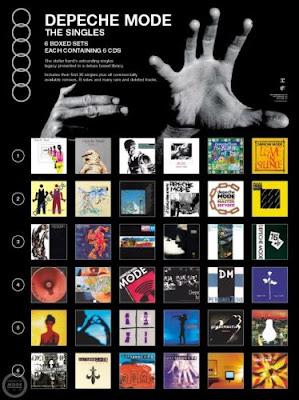 01 Depeche Mode Discografia 6 Singles Boxes