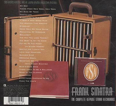 01 Frank Sinatra Musicas Discografia