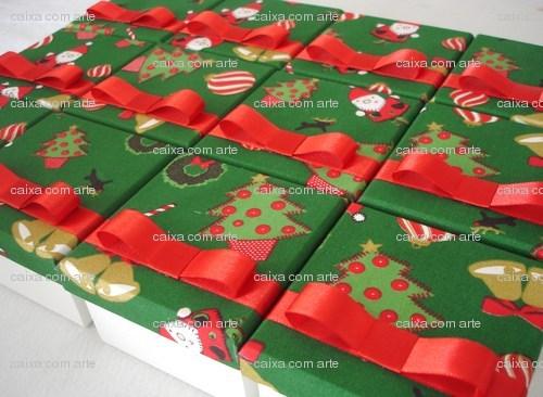 As Caixinhas De Natal