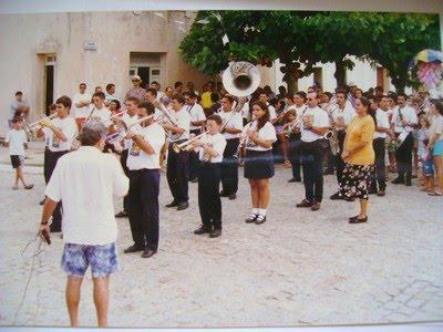 SALVA NA FESTA DO PADROEIRO SÃO JOÃO BATISTA (1997)