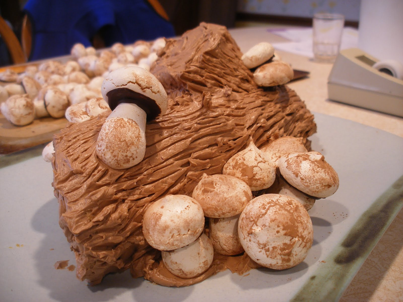 The Other Side of Somewhere: Buche de Noel!