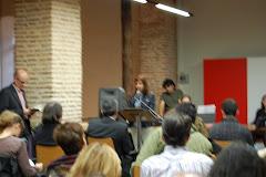 Día Internacional de la Poesía en Segovia