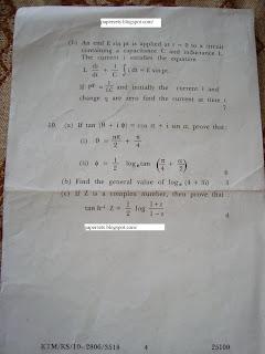 thesis proposal applied mathematics