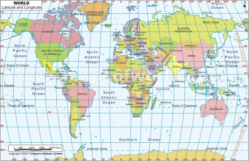 Geography 7 lab 1 the source of this map is mapsofworld this map shows all the countries of the world no two adjacent countries are represented by the same color gumiabroncs Image collections
