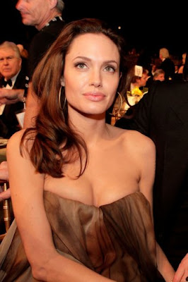 Angelina Jolie Best Paid Actress