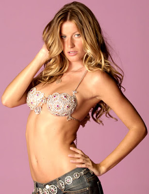 gisele bundchen top earning model