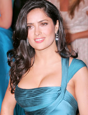 Salma Hayek Secret Beauty Line