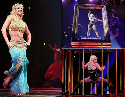 Britney Spears Amazing Circus Tour