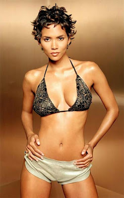Halle Berry Sexiest Black Woman Alive