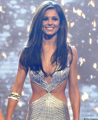 Cheryl Cole Unhappy WIth Her Hot Figure