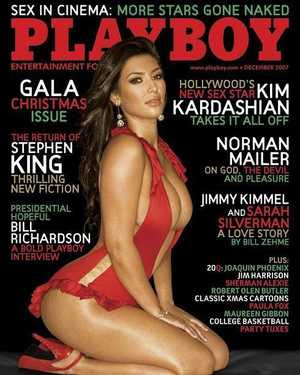 Kim Kardashian Offers Playboy Advice To Heidi Montag