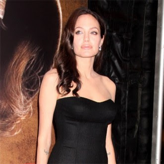 Angelina Jolie Dropped From Best Dressed List