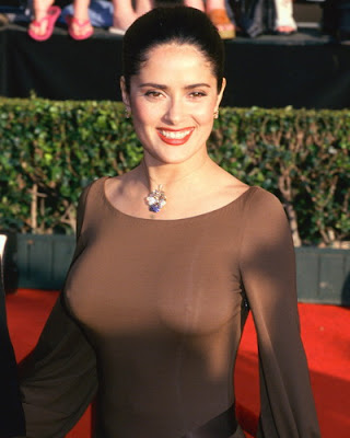 Sexy mom Salma Hayek recently revealed her first hand experience of ...