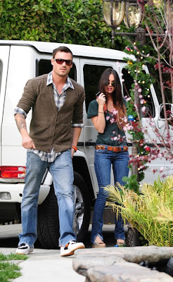 Marriage For Megan Fox and Austin Green?