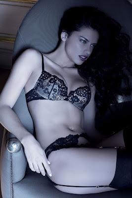 sexy model adriana lima