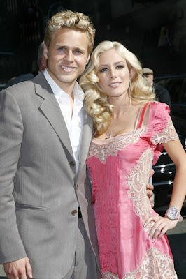heidi montag and spencer split