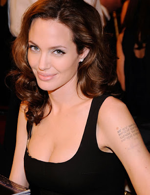 angelina jolie lonely