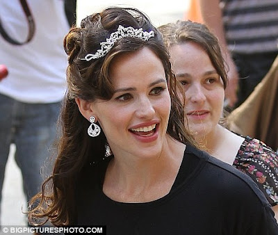 jennifer garner princess