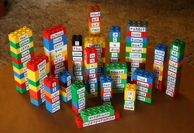 Sight Word Blocks Sight Words And Words That my