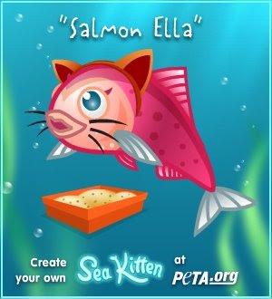Salmon Ella