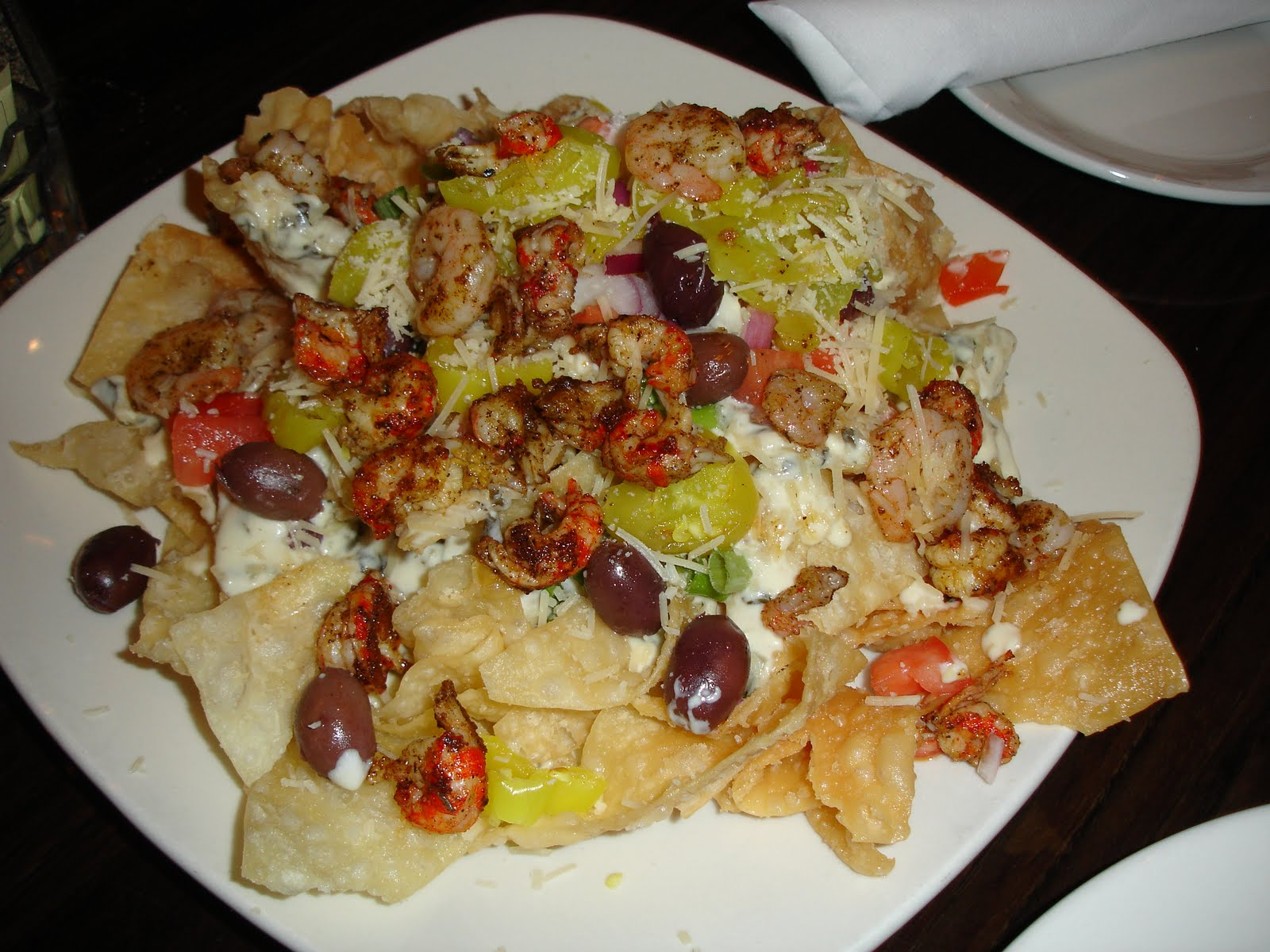 Baja Fish Nachos Recipes —