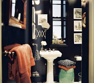 Site Blogspot  Bathroom Renovation Ideas on On Common Ground   By Heather Molina  A Vintage Inspired Bathroom