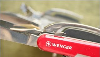 Extreme Swiss Army Knife