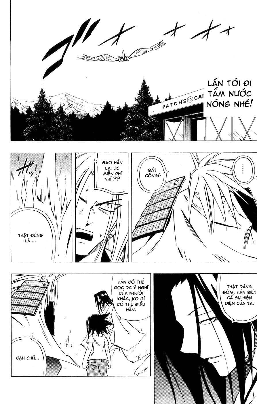 Vua Pháp Thuật-Shaman King chap 251 Trang 18 - Mangak.info