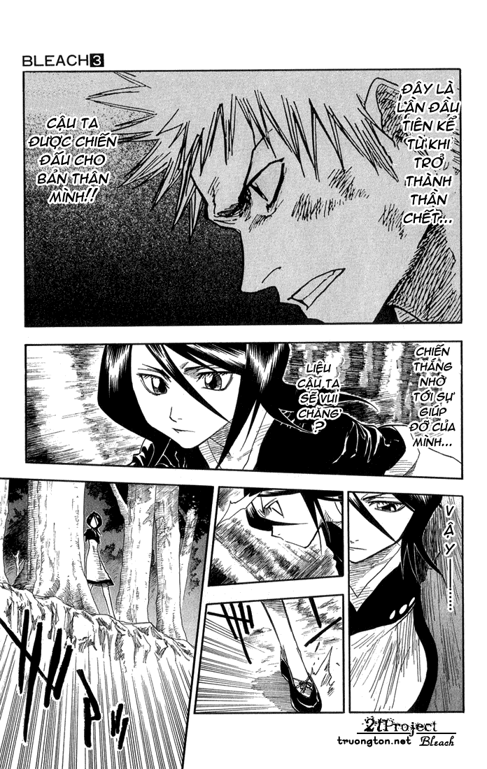 Bleach trang 10