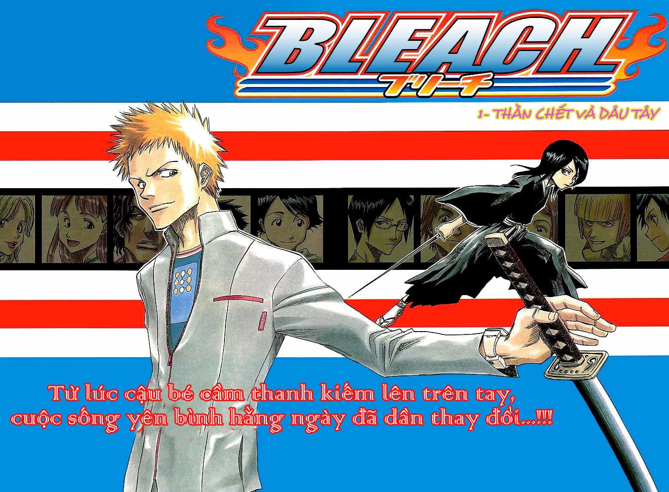 Bleach - promusicinstruments.com