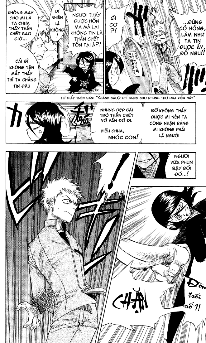 Bleach chap 1 Trang 16