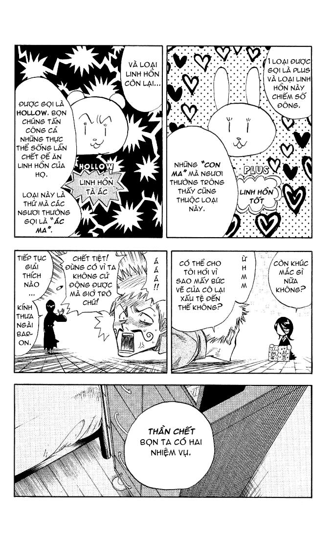 Bleach chap 1 Trang 20