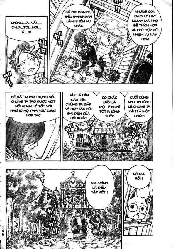 Fairy Tail chap 132 page 4 - IZTruyenTranh.com