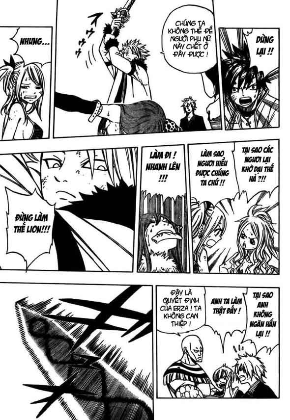 Fairy Tail chap 135 page 15 - IZTruyenTranh.com