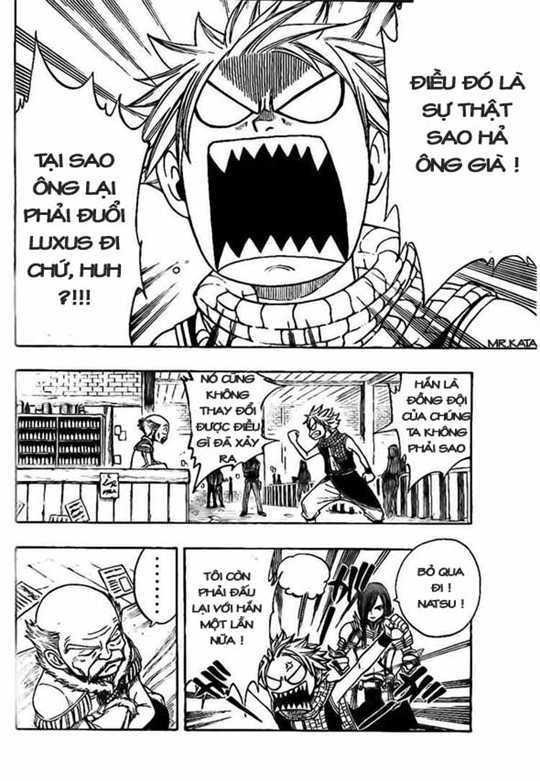 Fairy Tail chap 129 page 4 - IZTruyenTranh.com