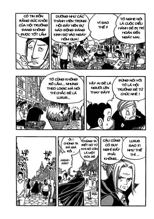 Fairy Tail chap 127 page 3 - IZTruyenTranh.com
