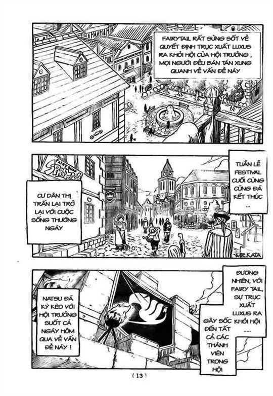 Fairy Tail chap 128 page 3 - IZTruyenTranh.com