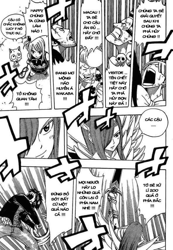 Fairy Tail chap 122 page 13 - IZTruyenTranh.com