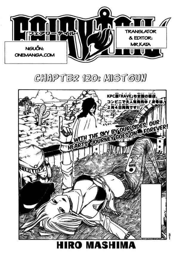 Fairy Tail chap 120 page 1 - IZTruyenTranh.com