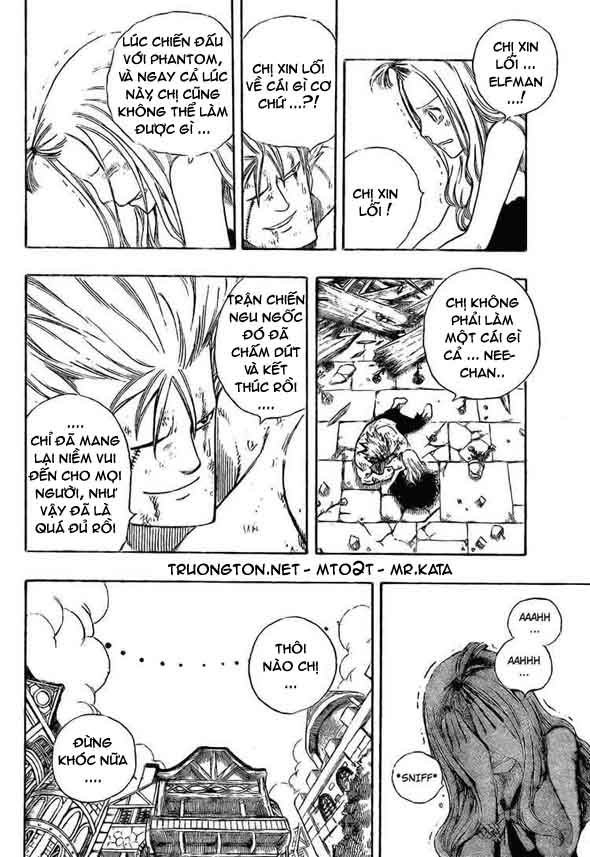Fairy Tail chap 116 page 8 - IZTruyenTranh.com