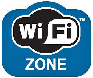 Hotel com WiFi Zone grátis!