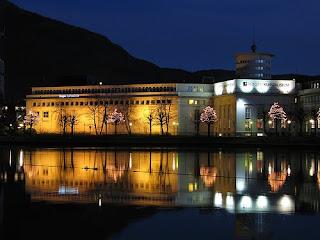 Amazing Exterior Design of Art  Museum Bergen, Norway