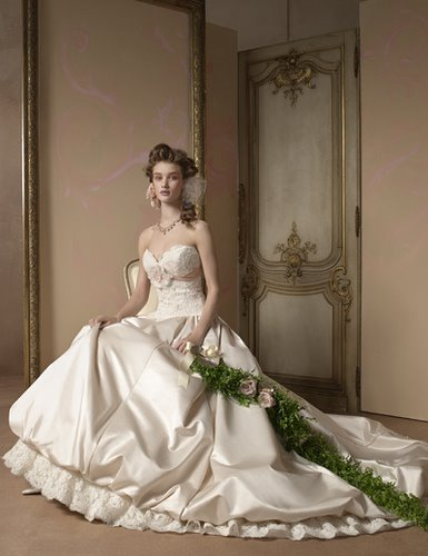 Beautiful and Ellegant Wedding Gowns 2