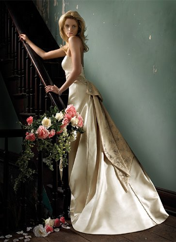 Fantastic Wedding Gown