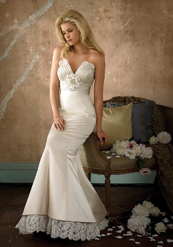 summer wedding dress
