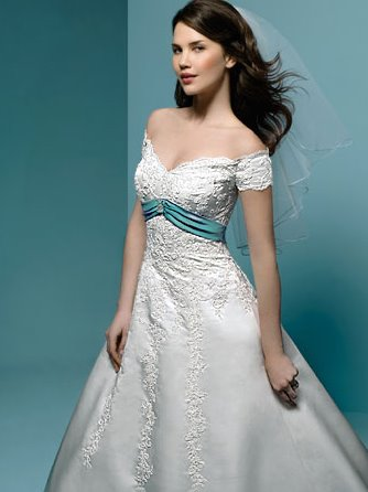 Wedding Gown and Dress