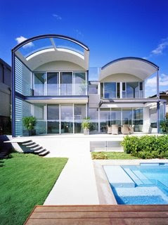 Contemporary Design of House in Sydney